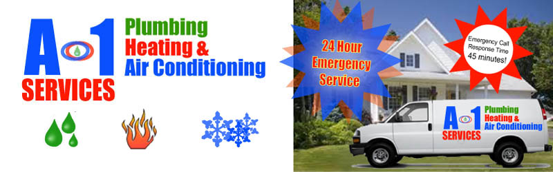 A-1 Plumbing Heating & Air Conditioning Services